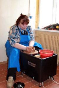 Профи-Макс станок гончарный для дома